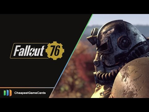 Fallout 76 PC Game by Bethesda
