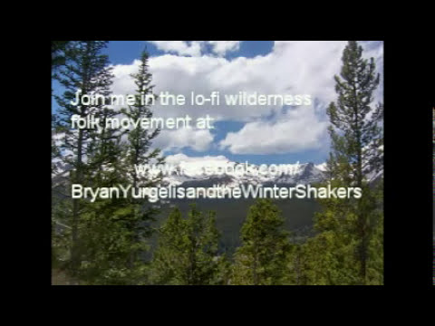 Bryan Yurgelis and the Winter Shakers - Colorado, Here I Come