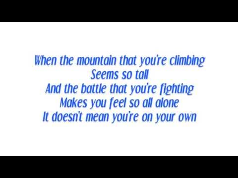 Tate Stevens - Ordinary Angels (Lyrics)