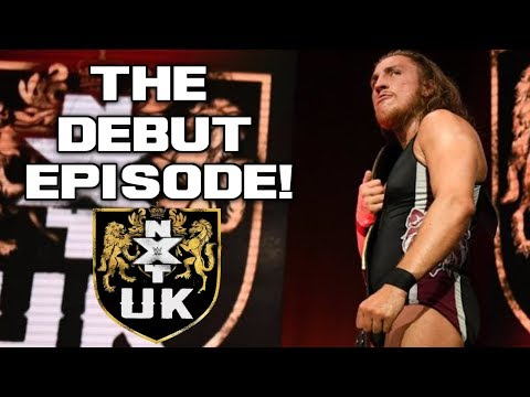 WWE NXT UK Oct.17, 2018 Full Show Review & Results: NXT UK PREMIERE! PETE DUNN VS NOAM DAR