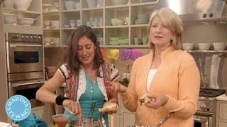 Mexican Fondue with Chorizo and Chiles - Martha Stewart