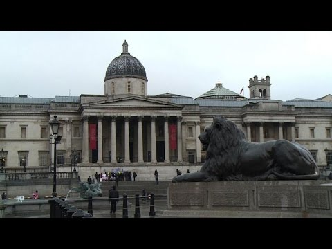 Staff at London's National Gallery begin five-day strike