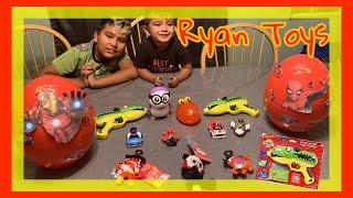Opening Ryan's Toys pt 2