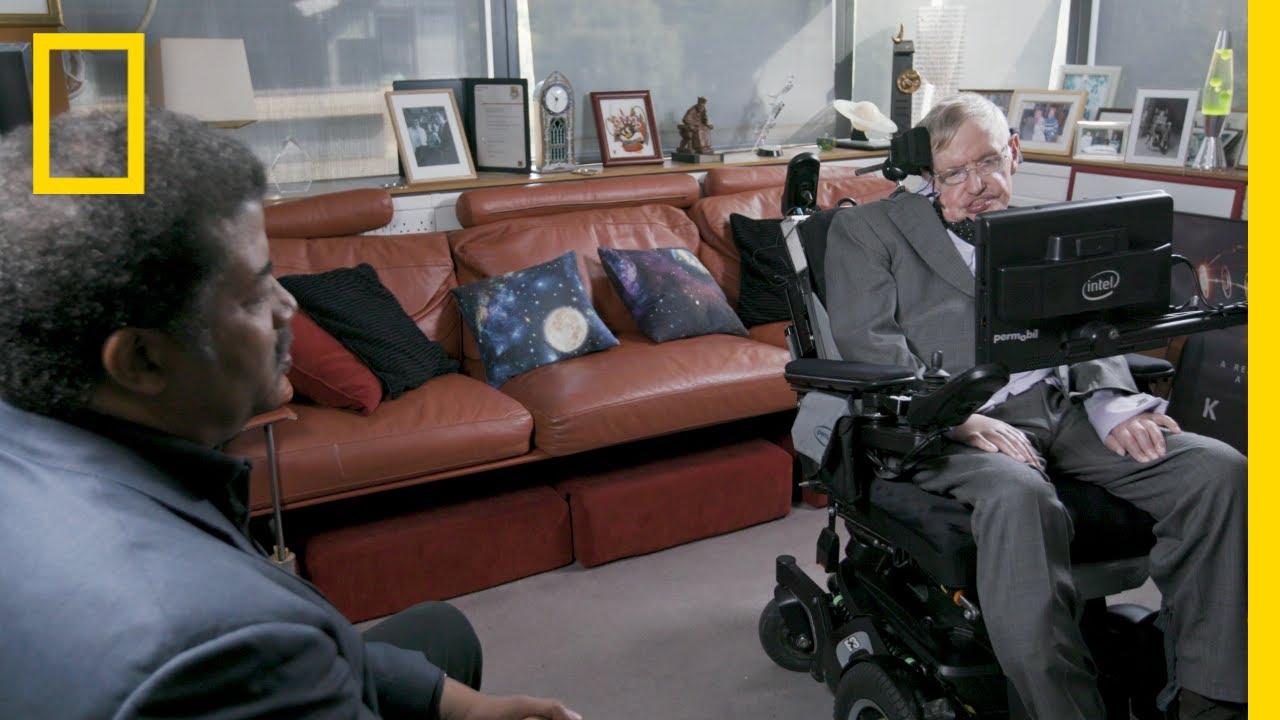 StarTalk with Neil deGrasse Tyson & Stephen Hawking   Full Episode