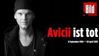 Avicii ist tot: Star-DJ stirbt mit 28 Jahren