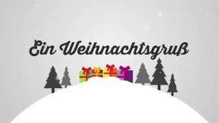 Animation - Frohe Weihnachten