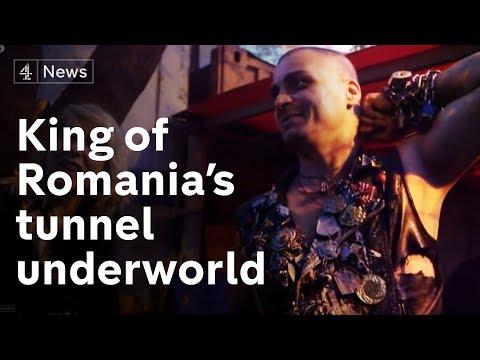 Meet Bruce Lee, king of Romania's tunnel underworld