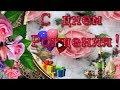 С ЗИМНИМ ДНЕМ РОЖДЕНИЯ Очень Красивое видео поздравление на день рождения Лучшие видео открытки mp3