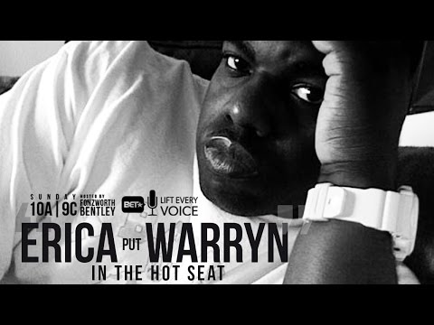 Warryn & Erica Campbell | Lift Every Voice | In the hot seat!
