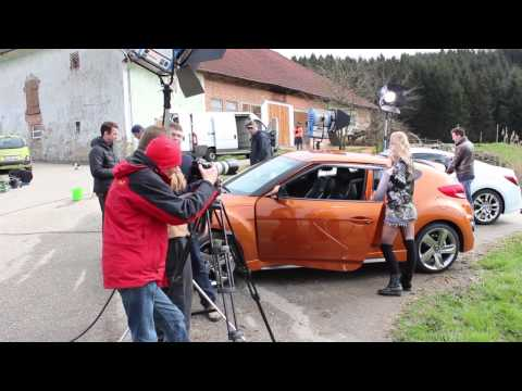 Making of - Spot Hyundai Genesis & Veloster