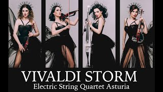 Storm Vivaldi Remix By Electric String Quartet Asturia