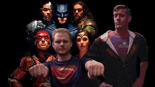 Justice League Review + Discussion
