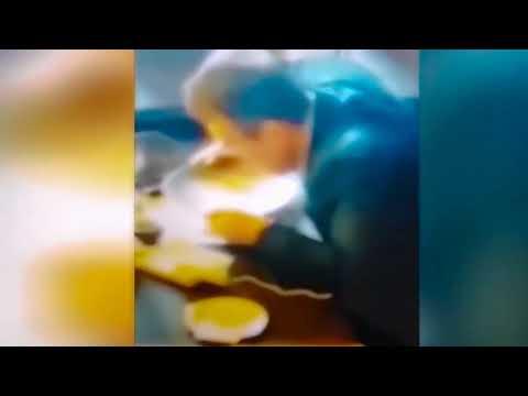 Украина Депутаты тарелки вылизывают в кафе видео  Геращенко лижет тарелку.