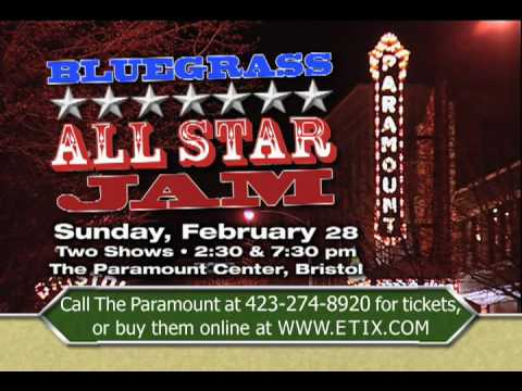 Bluegrass All Star Jam 022810