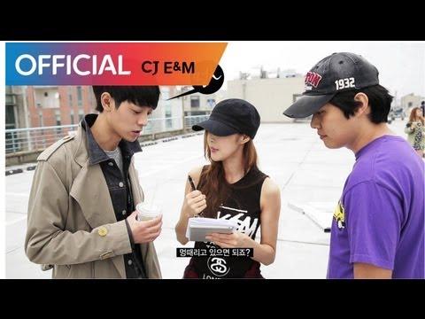 정준영 (Jung Joon Young) - 병이에요 (Spotless Mind) (M/V메이킹) (S극 Ver.)