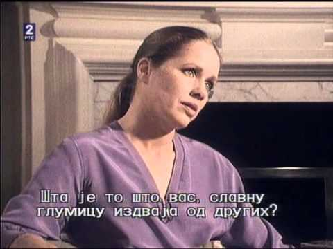 It is me: Liv Ullmann, interview (1980), (eng/srp)