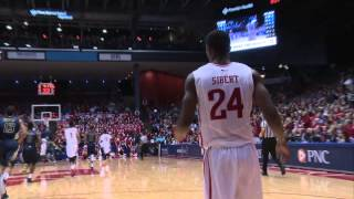 Dayton Men's Basketball: Georgia Tech Postgame