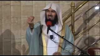 Video: Joseph - Mufti Menk 2/3