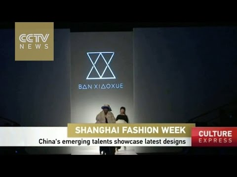 China's top designers set for Shanghai Fashion Week