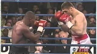 Mike Tyson VS Andrew Golota 1 of 2