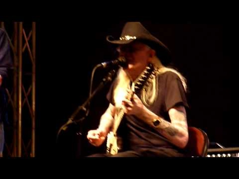 Highway 61 Revisited LIVE Johnny Winter