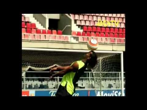 Ronaldinho Vs Séan Freestyle video