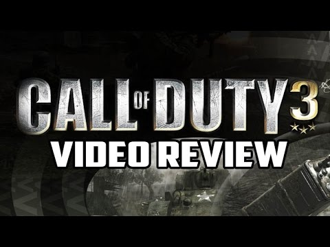 Call of Duty 3 Playstation 3 Game Review
