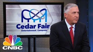 Cedar Fair CEO: Worth The Ride? | Mad Money | CNBC