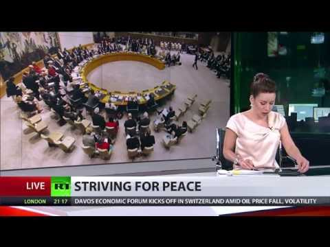 Heated debate over Ukrainian conflict as UN Security Council gathers for special meeting