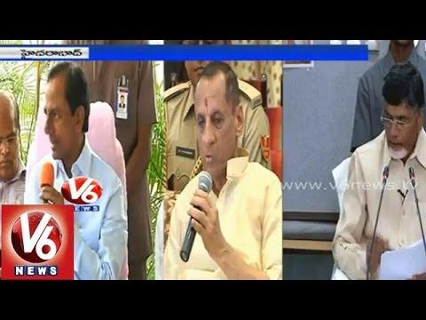 Governer Narasimhan plans to sort out the controversies between Telangana & AP