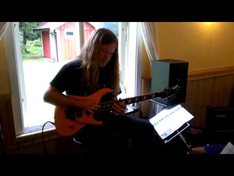 Mattias IA Eklundh - Freak Guitar Camp 2012 -