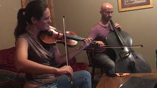 Sing and Play Violin at the Same Time - (Jazz Duet)