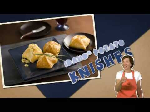 Idaho Potato Knishes
