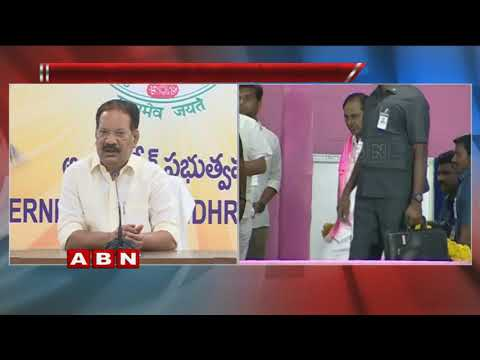 Minister Nakka Ananda Babu Sensational Comments on KCR | ABN Telugu