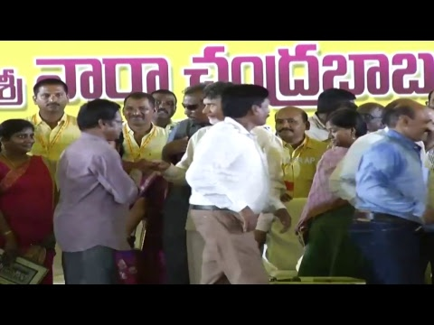 Honorable CM of AP Compensation Distribution to Titli Cyclone Effected Area Victims in Palasa  LIVE