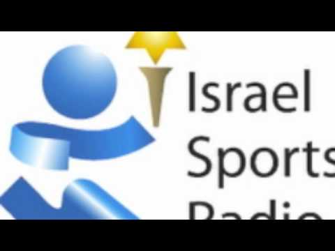 BRIAN JORDAN on ISRAEL SPORTS RADIO!