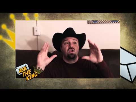 Ask the King Ep. 42: April 17, 2014 pt2 - Re-Reviews, Con Advice, Vlogs Channel