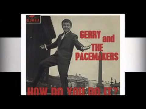 Gerry & The Pacemakers - Where Do You Go To My Lovely