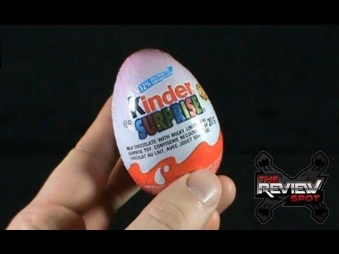 Candy Spot - Kinder Surprise for Girls
