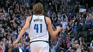 Dirk's Clutch Jumper Sends Game to OT | 02.09.17