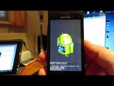 [Tutorial] badaDROID CM10.1 Teil 2: Android aufspielen