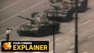 How the Chinese Communist Party's Tiananmen massacre crushed democracy in China | Four Corners