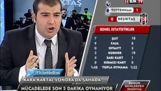 BJK TV SPİKERİNİN HEYECANLI DAKİKALARI