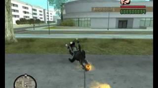 ghost rider el vengador fantasma del gta