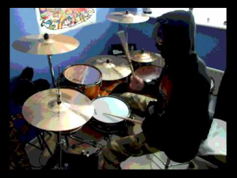 Johnny Cash - Folsom Prison (Drum Cover)