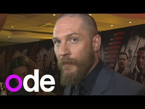 Child44: Tom Hardy draws on Sesame Street for inspiration