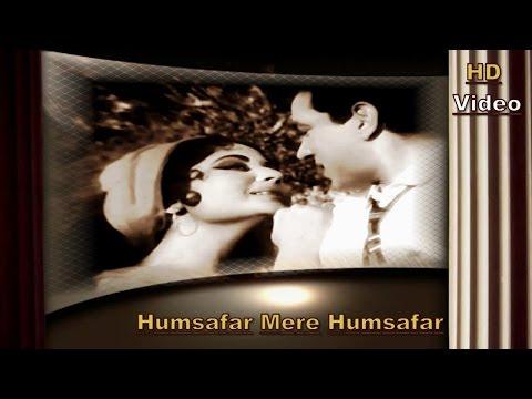 Humsafar Mere Humsafar | Suhane Pal | Purnima 1965 | HD