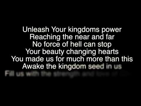 Build your Kingdom here Rend Collective