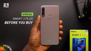 Infinix Smart 3 Plus Unboxing and Review!