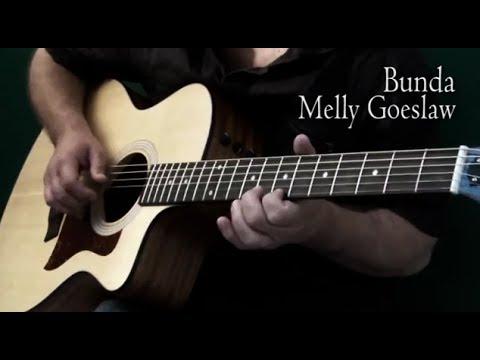Bunda - Melly Goeslaw (Fingerstyle Guitar)